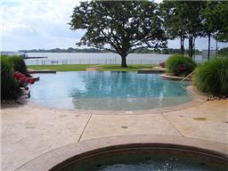 pool at the clubhouse